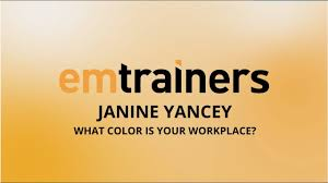 what color is orange patti perez what color is your workplace youtube
