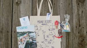 welcome bags for weddings wedding welcome bag ideas for coastal maine weddings borrowed blue