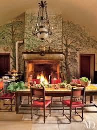 kitchen fireplace design ideas rustic kitchens with fireplaces nativefoodways org