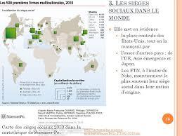 siege de nike les entreprises transnationales dans la mondialisation ppt
