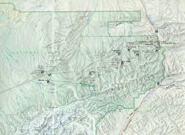 Homer Alaska Map by Denali National Park Campground Map