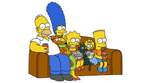 Couch Drawing Step By Step How To Draw The Simpsons Family On The Couch Youtube