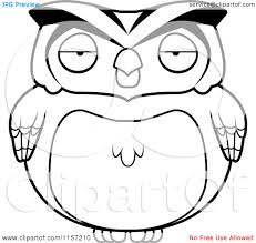 owl clipart black and white clipart panda free clipart