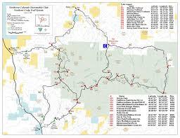 Snowmobile Trail Maps Michigan by Northwest Colorado Snowmobile Club Craig Colorado