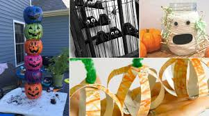 Homemade Halloween Crafts by 6 Diy Halloween Crafts Your Kids Will Love Theresa U0027s Reviews