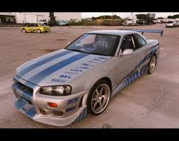 kereta skyline 2 fast 2 furious u0027 1999 nissan skyline gt r photos u0027fast and