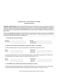 Format Of Power Of Attorney For Signing Documents by 50 Free Power Of Attorney Forms U0026 Templates Durable Medical General
