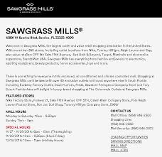 sawgrass mills horarios de thanksgiving y black friday 2014
