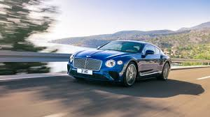bentley 2019 bentley continental gt revealed with horsepower