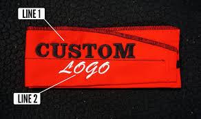 custom embroidered wrist wraps tuffwraps