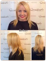 Hello Gorgeous Hair Extensions Review by Lipstick Gossip By Great Lengths Ireland Hair Extensions My