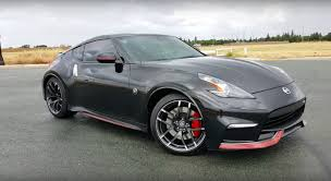 new nissan z 2016 2016 nissan 370z nismo review youtube