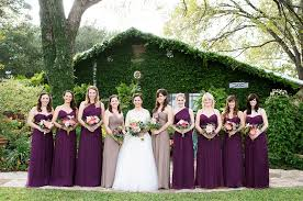 plum wedding dresses vintage pink plum wedding every last detail