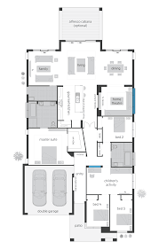 house plans with rear view house grange rear alfresco floor plan houses