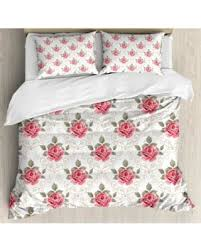 don u0027t miss this deal flower decor king size duvet cover set