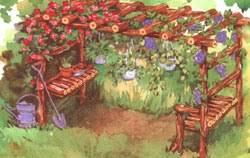 Grape Vine Pergola by 51 Diy Pergola Plans U0026 Ideas You Can Build In Your Garden Free