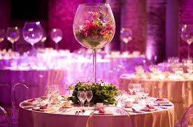 Wine Glass Flower Vase Beautiful Decorations For Extravagant Wedding Decoration U2013 Fresh