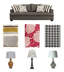 Surya Home Decor Which Rug And Lamp For These Popular Sofas Home Furniture Blog
