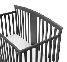 Grayson Mini Crib by Storkcraft Greyson 4 In 1 Convertible Crib Espresso Walmart Com