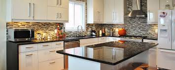 kitchen island concrete kitchen countertop ideas with black