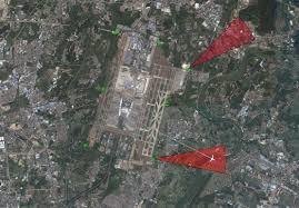 Map View Drohnen Erkennungs Und Abwehrsystem U2014 Aaronia Ag