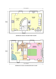 Georgian Floor Plan by Seeking Blissful Self Catering Hay On Wye Hideawaysinhay