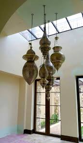 Large Moroccan Chandelier Light Fixture Moroccan Furniture Los Angeles