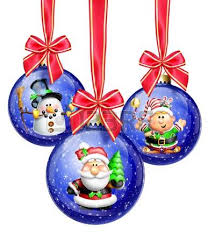 tree with ornaments stock photo picture and