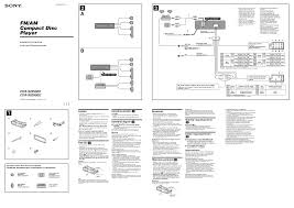sony xplod stereo wiring schematic u2013 wiring diagram and schematic