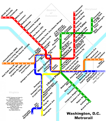 Silver Line Metro Map Map Washington Metro Washington Dc Map