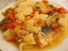 cuisine morue ragoût de morue traditionnel caldeirada de bacalhau