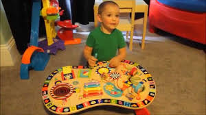 table toys play table sound and play busy table by alex toys youtube