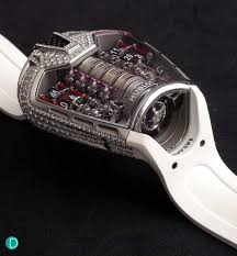 ferrari diamond hold up this is a watch the hublot mp 05