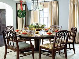 christmas decor for round tables kitchen kitchen table decorating ideas pictures elegant top