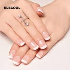 french nails short promotion shop for promotional french nails