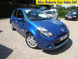 used renault clio dynamique tomtom 2011 cars for sale motors co uk