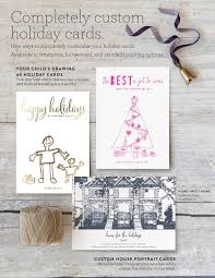 announcing completely custom holiday cards from minted a
