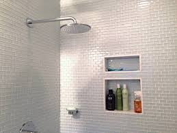 bathroom white butcher tiles subway tile bathtub classic subway