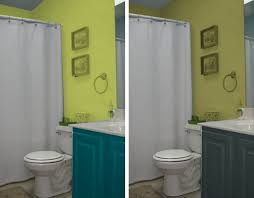 Cheap Bathroom Makeover Ideas Blah To Beautiful Bathroom Makeover On A Budget Burger