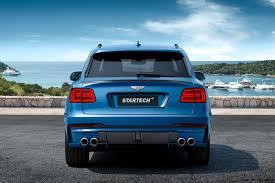 bentley bentayga 2016 2016 bentley bentayga by startech adds remote exhaust 23s