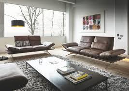 canapé design canapé ultra design ad senso 2 places cuir ou tissu