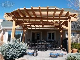 Pergola Material List by The 4