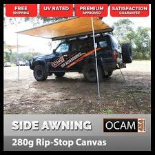 Awning For 4wd Camping Awnings Side Awning For 4wd