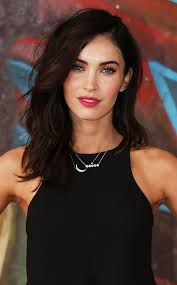 being beautiful and funny is hard for megan fox megan fox hair