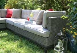 Outdoor Patio Furniture Sectional Camilla 4pc Sectional Ae Outdoor