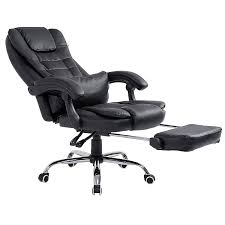 Luxury Leather Office Chairs Uk Relaxing Chair Amazon Co Uk