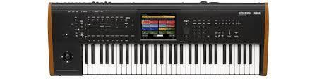 korg kronos 61 key workstation long u0026 mcquade musical instruments