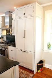 kitchenaid cabinet depth refrigerator kitchenaid panel ready fridge panel ready refrigerator sub zero