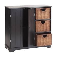 Storage Cabinet With Baskets 99 Best Wicker Basket Drawers 101 Images On Pinterest Basket