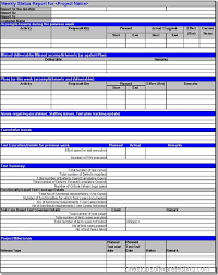 Project Daily Status Report Template Excel Bug Report Template Defect Report And Its Sle Template Black